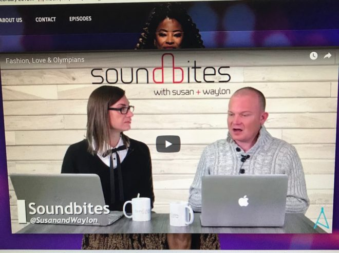 Soundbites with Susan and Waylon Leah Frazier